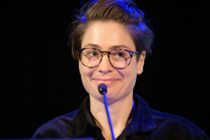 W536 1131926 Anja Kanngieser Sonic Acts Academy 2020 photo Pieter Kers
